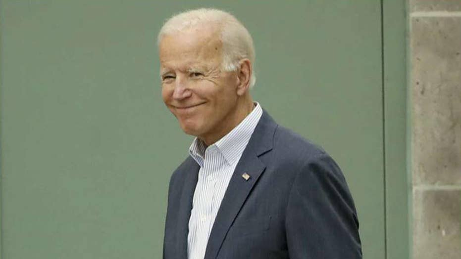 Democratic donors reportedly growing frustrated with Joe Biden