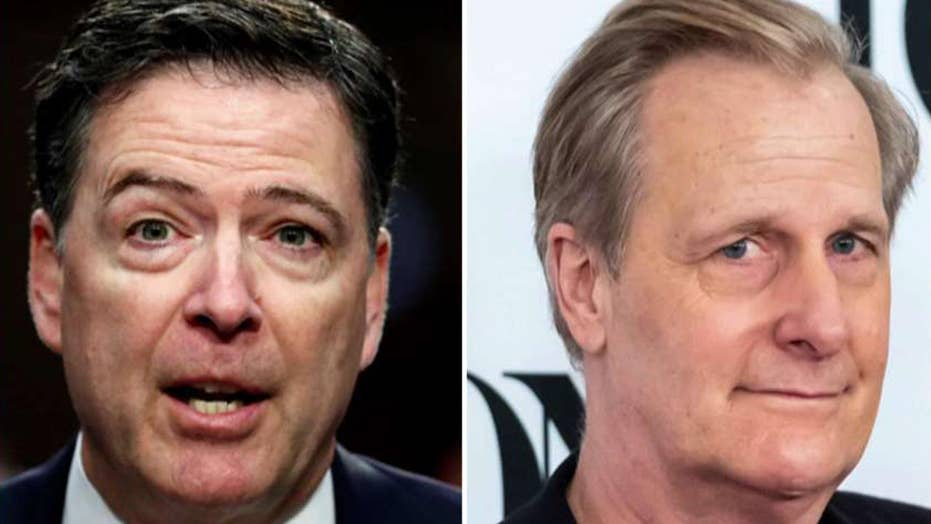 Jeff Daniels to play former FBI Director James Comey in miniseries