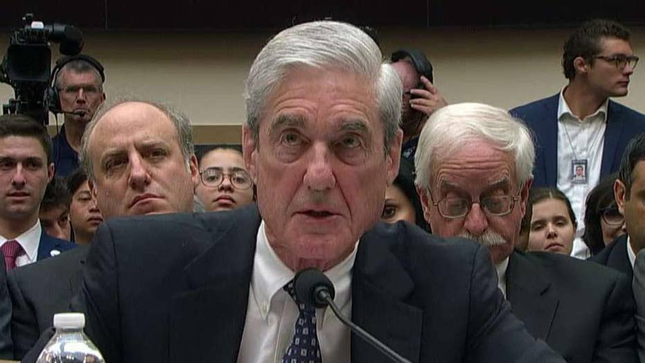 Justice Department investigating potentially serious allegations against Robert Mueller