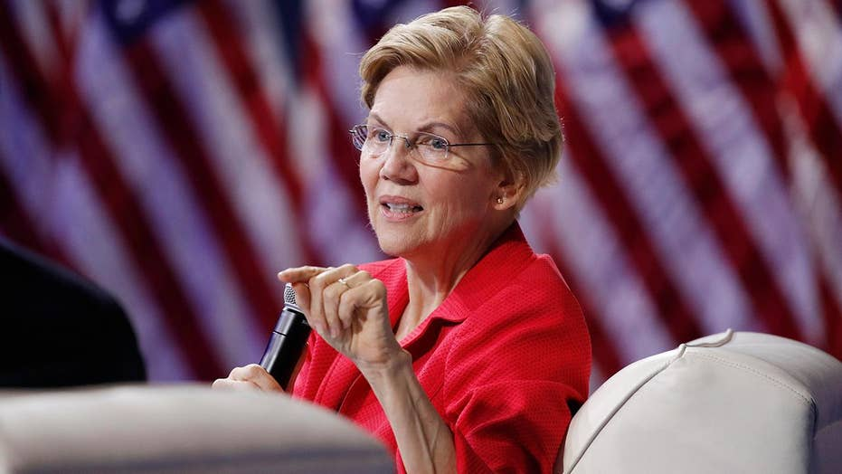 Elizabeth Warren criticized for discrepancies in her life story