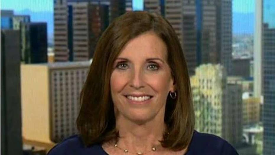 McSally: Trump took action against ISIS in an innovative way, unlike Obama