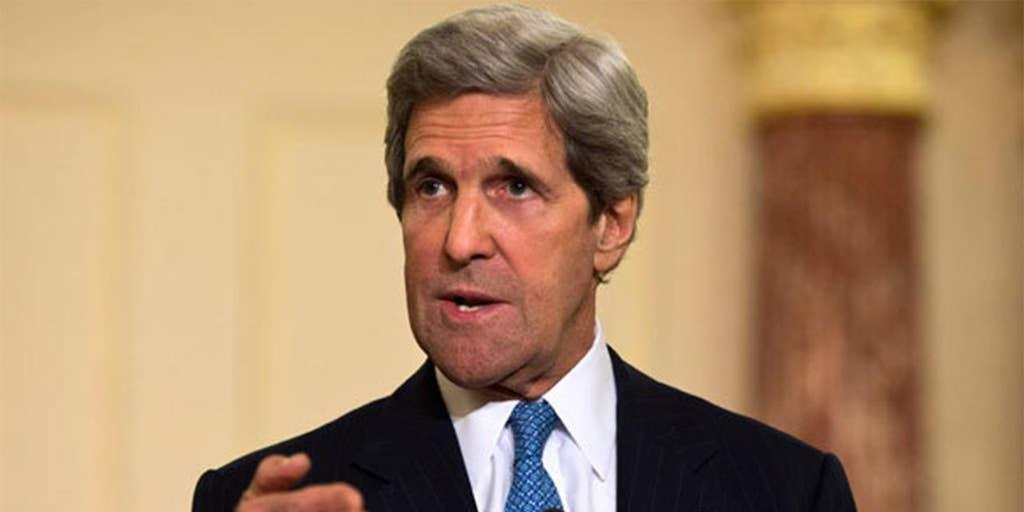 John Kerry endorses Biden for president, says Trump has 'broken apart' country