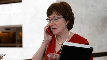 Impeachment raises pressure for swing state senators