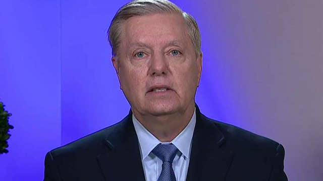 Sen. Graham: Pulling out of Syria would be the biggest mistake of Trump's presidency
