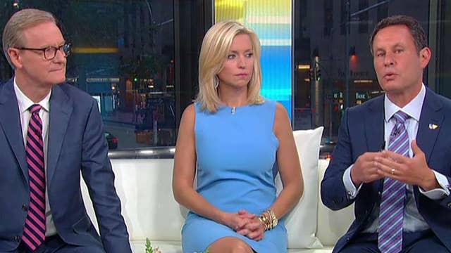 Whistleblower reportedly had 'professional' tie to 2020 Democrat running against Trump