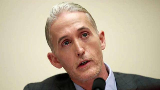 Trump hires Trey Gowdy as outside counsel for impeachment inquiry