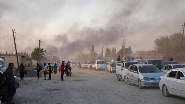 Kurdistan reporter shares Kurdish reaction to Turkish invasion in northern Syria, U.S. withdrawal