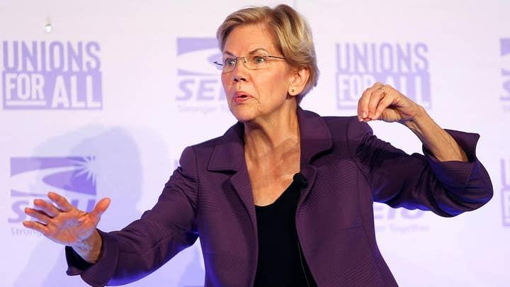 Warren doubles down on pregnancy firing claim despite contradicting video