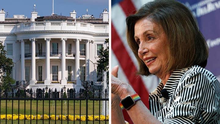 White House attacks impeachment inquiry in letter to House Speaker Nancy Pelosi