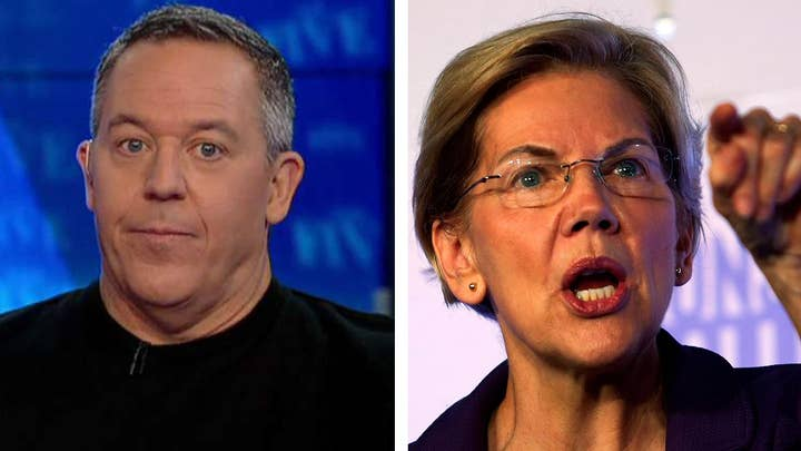 Gutfeld on Elizabeth Warren
