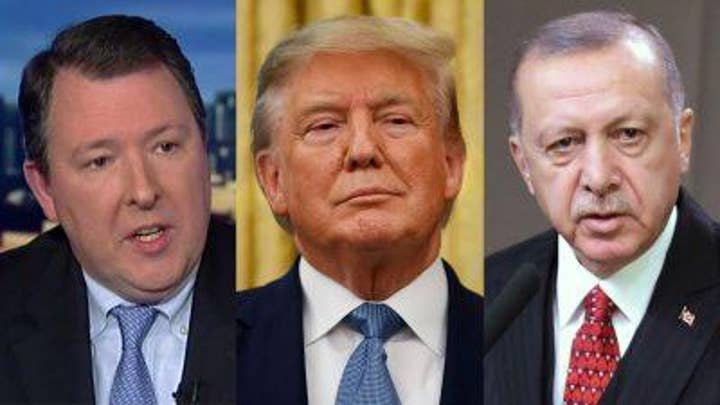 Marc Thiessen on Syria pull out