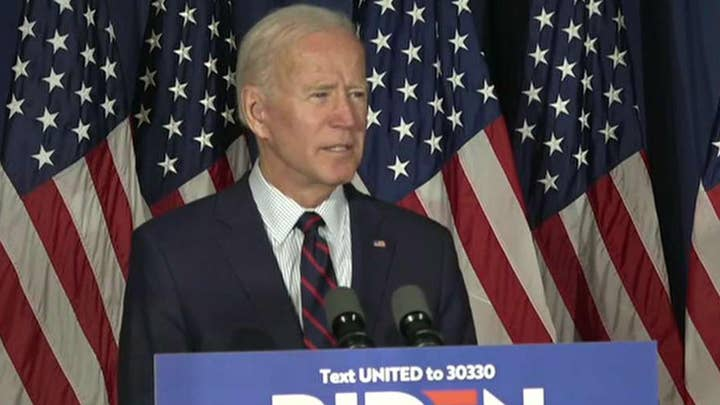 Joe Biden calls to impeach President Trump for the first time
