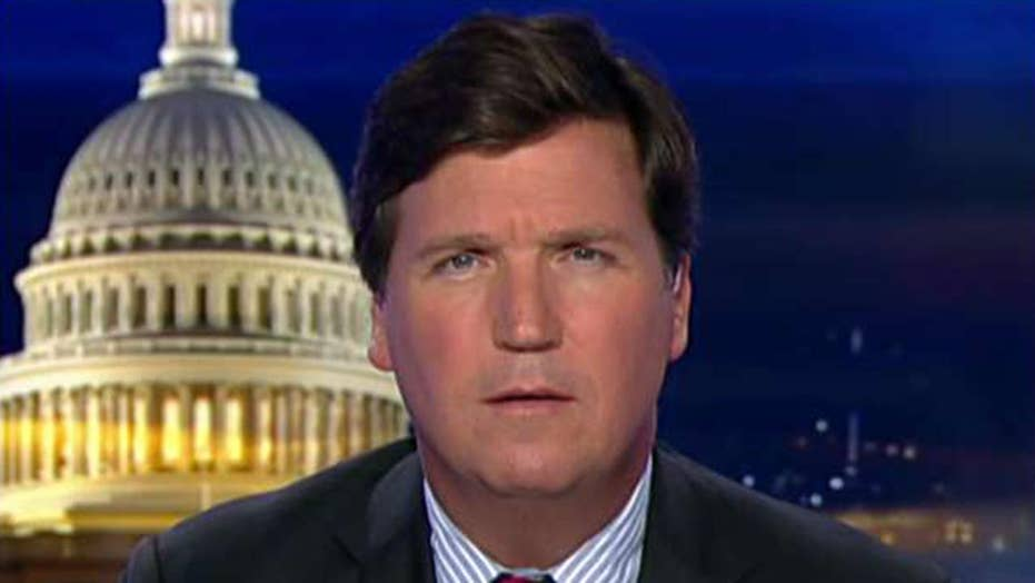 Tucker: We live in the age of 'woke' capital