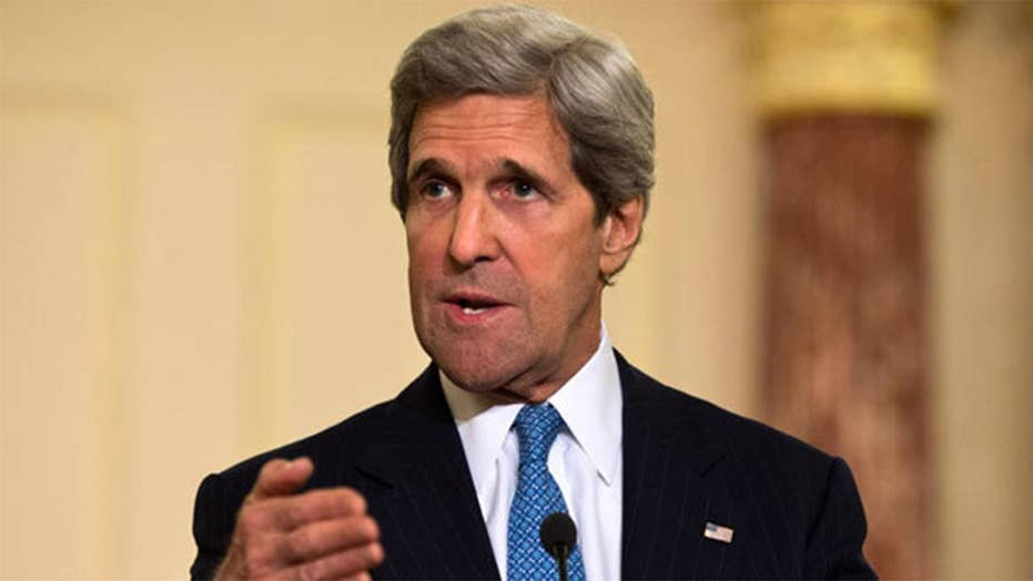 John Kerry sought political help from overseas