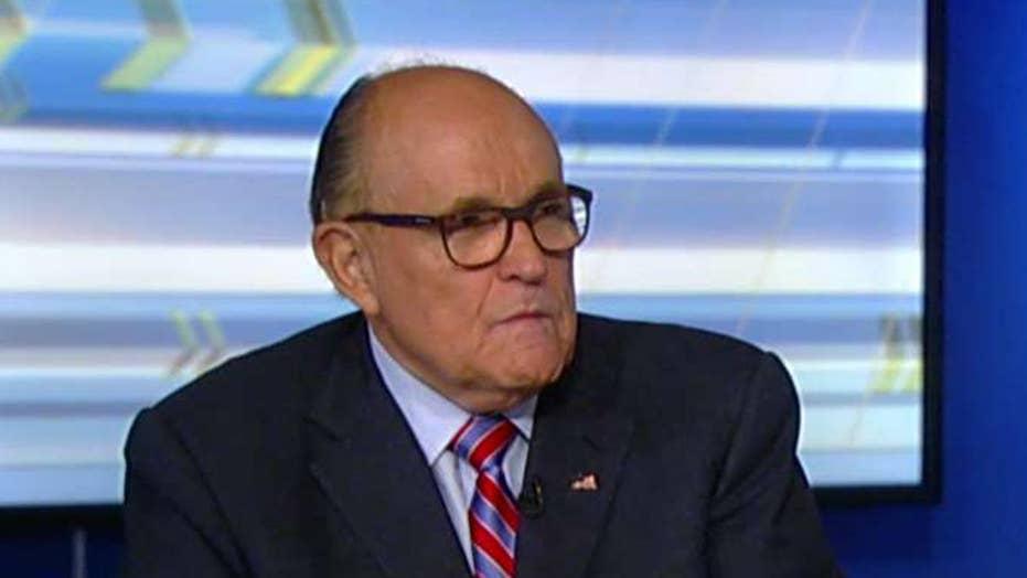 Giuliani: I would love to testify before the Senate