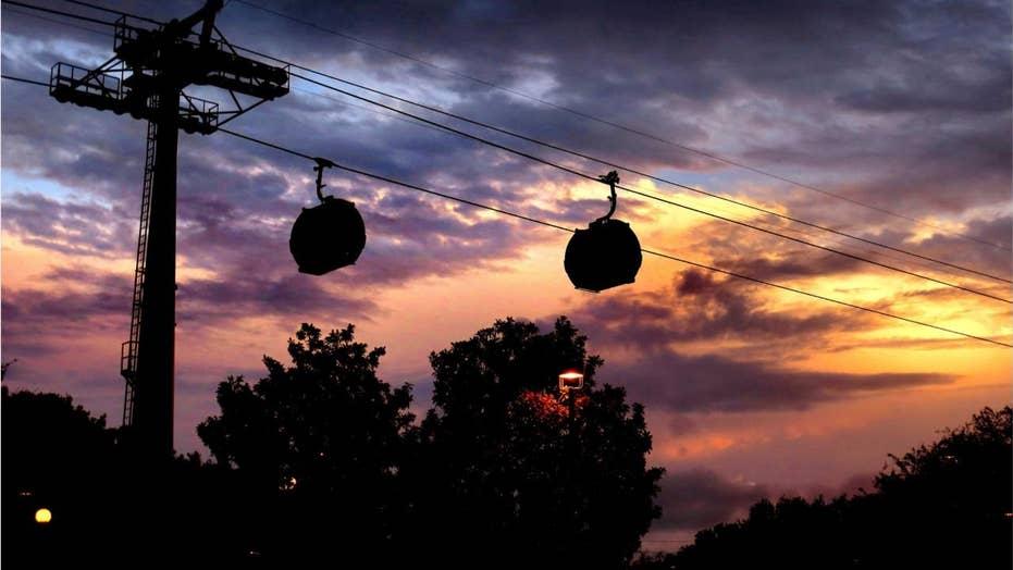 Report: Disney World Skyliner gondola mishap results in 3 people hospitalized