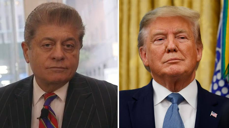 Judge Napolitano: With Syria, Trump lives up to his campaign promise