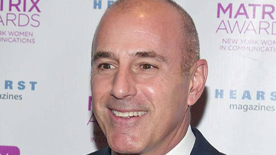 Matt Lauer denies sexual assault allegations detailed in new book