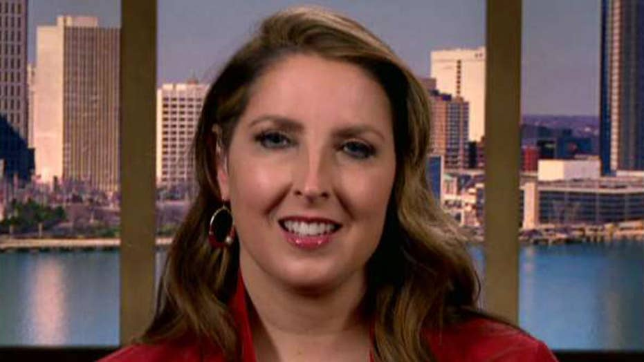 RNC chair: The president should not be impeached