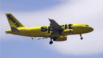 'Drunk' Spirit Airlines passengers cause havoc on Baltimore flight