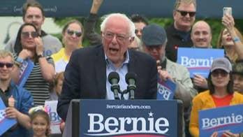 Sanders tries to one-up Warren on fighting 'corporate greed' ahead of Tuesday debate