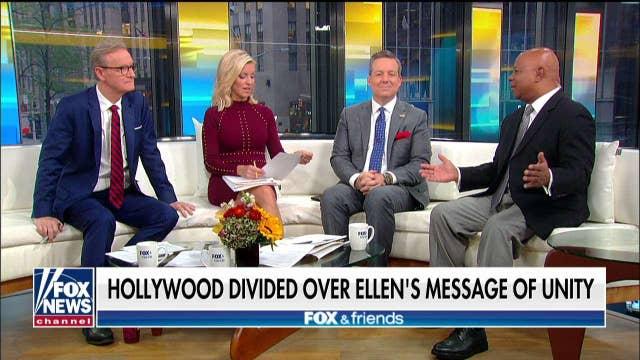 David Webb: Reese Witherspoon should not have taken down tweet supporting Ellen
