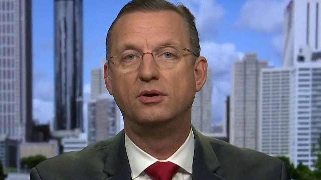 Rep. Collins: Democrats' 'un-American' impeachment inquiry will backfire