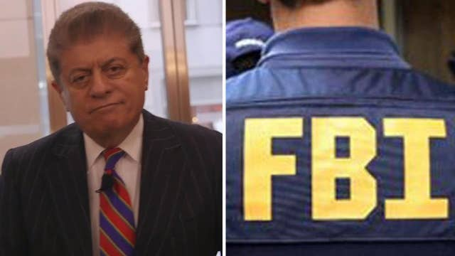 Judge Napolitano: The FBI is abusing your Constitutional rights