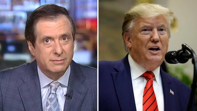 Howard Kurtz: Trump rips Fox poll, Biden attacks New York Times
