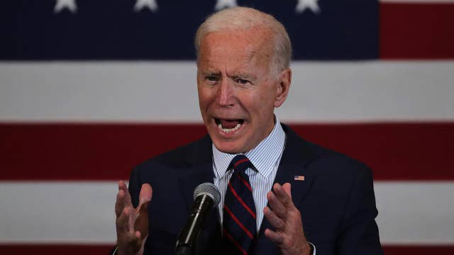Biden campaign slams The New York Times over op-ed by 'Clinton Cash' author