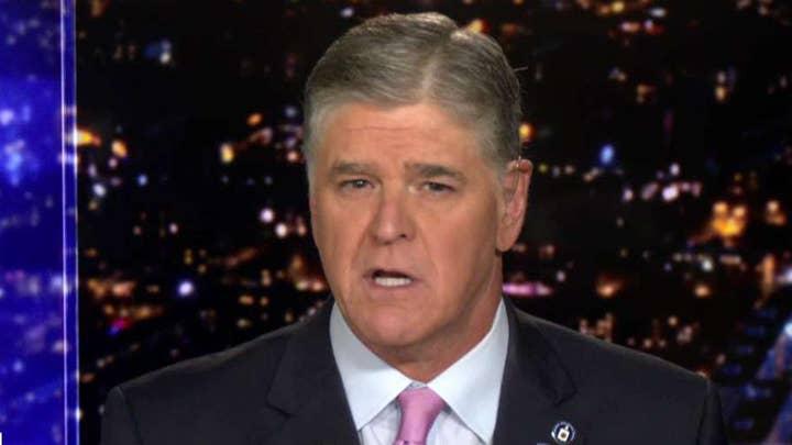 Hannity: White House refusing to legitimize illegitimate impeachment investigation