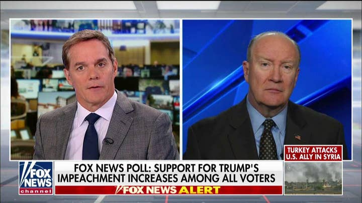 Andy McCarthy says House Democrats' impeachment push is 'political process masquerading as a legal one'