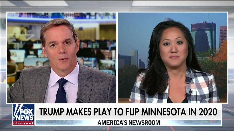 Minnesota GOP Chair accuses Minneapolis mayor of stifling First Amendment after Trump rally statements