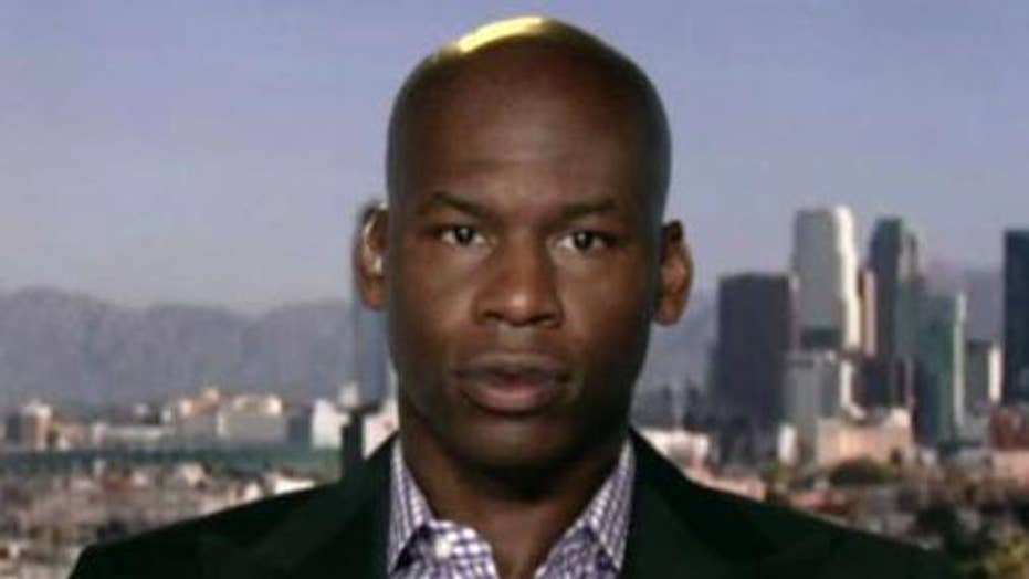 Former NBA star Al Harrington on bipartisan pushback against NBA's stance with China