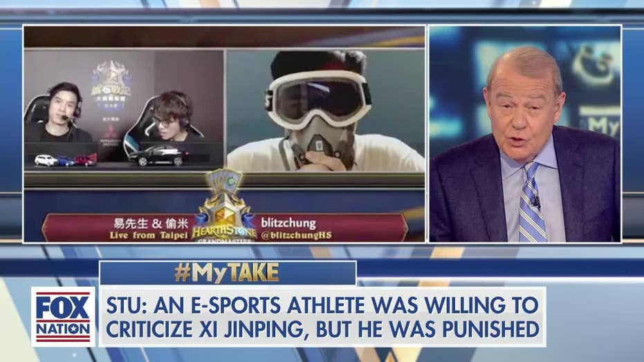 Varney: Athletes have moral obligation to speak out on Chinese protests