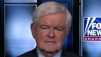 Newt Gingrich on impeachment battle: Trump resistance began the day he was elected