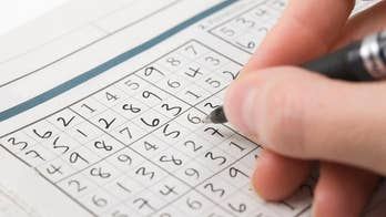 Student develops seizures after playing Sudoku