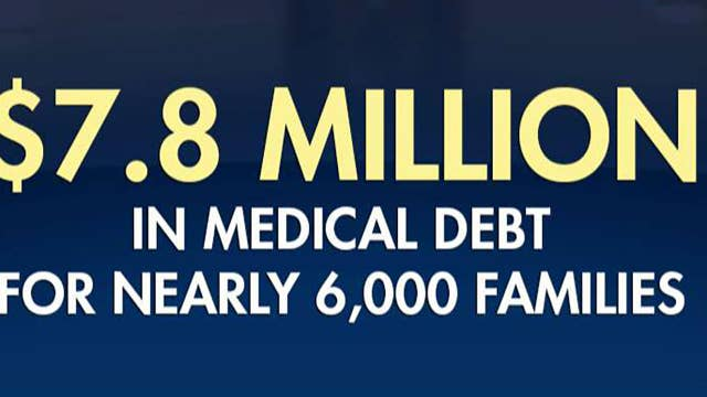 Indiana church wipes out $7.8 million in medical debt for nearly 6,000 families