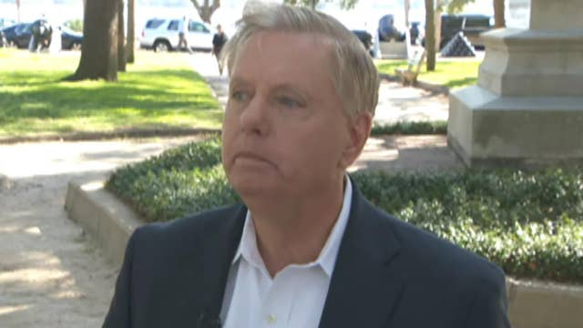 Senator Lindsey Graham on Implementing Sanctions From Hell On Turkey