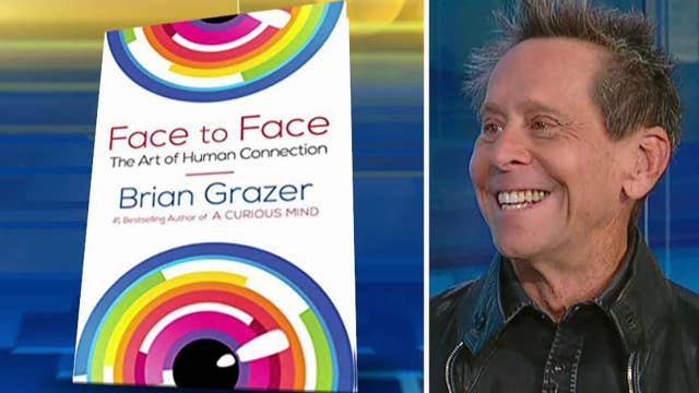 Hollywood producer Brian Grazer gives away his secret to success