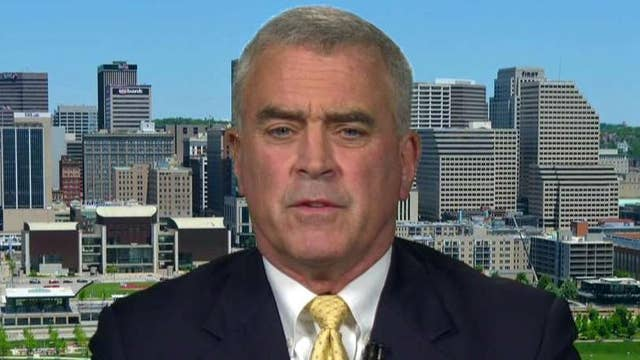 Rep. Brad Wenstrup on removal of Yovanovitch: Not out of the ordinary for a president to replace an ambassador