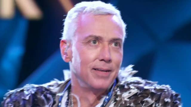 Dr. Drew gets the boot on 'The Masked Singer'