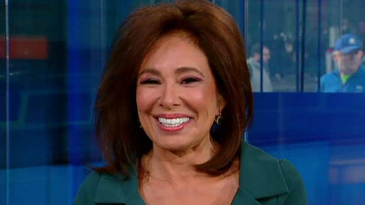 Judge Jeanine: US intelligence agencies are trying to take out President Trump