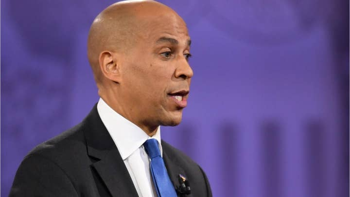 Sen. Cory Booker quotes this Old Testament Bible verse to defend LGBTQ rights