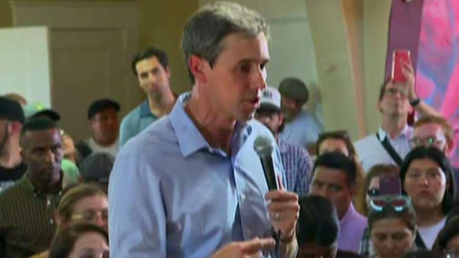 Beto O'Rourke threatens tax-exempt status of churches if they oppose same-sex marriage