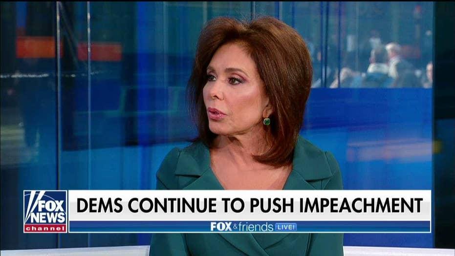 Judge Jeanine Pirro on the Democrats' impeachment push
