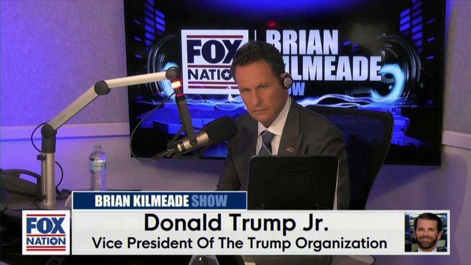 Donald Trump Jr. talks Hunter Biden on the Brian Kilmeade Show