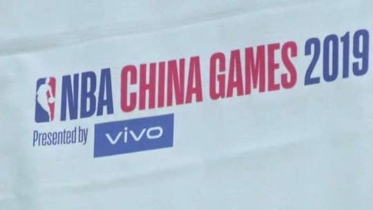 NBA cancels all media availability for the rest of 2019 China games