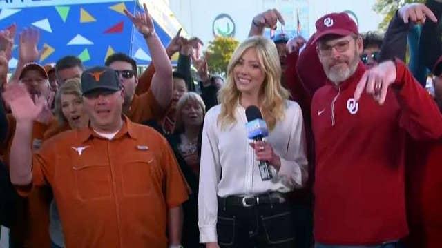 FOX Nation host Abby Hornacek previews the Red River Showdown