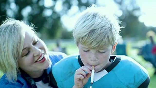 PSA compares youth tackle football to smoking